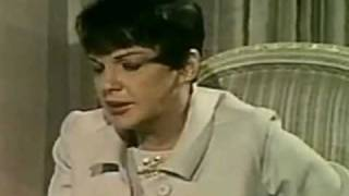 JUDY GARLAND: A GAY ICON DEFENDS HER GAY AUDIENCE, A RARE INTERVIEW.
