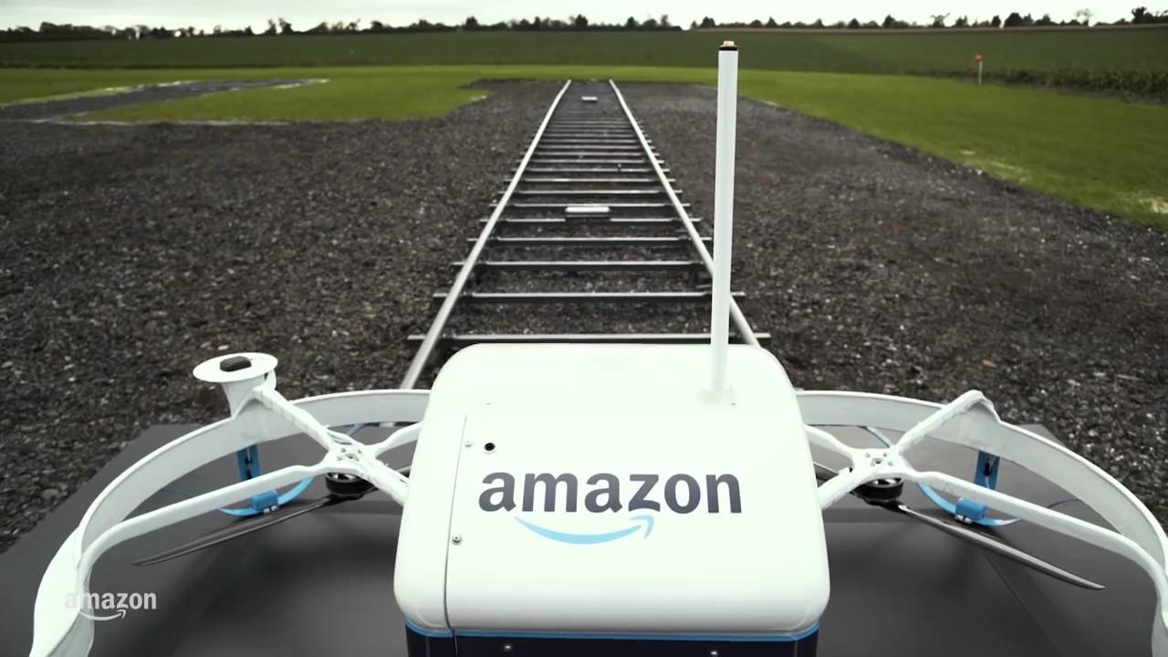 6 Amazon Prime Air