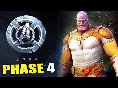 Avengers PHASE 4 Xmen Movies and UPDATES by Kevin Feige (தமிழ்)