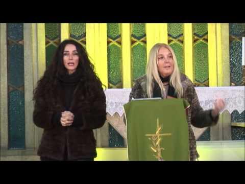 Vassula conference at Fr Salesian Aleppo Syria