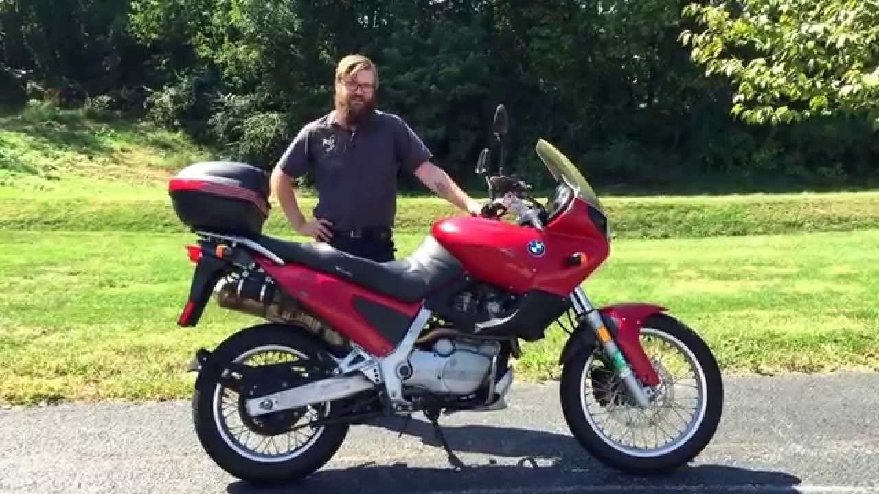 1999 Bmw F650 Youtube