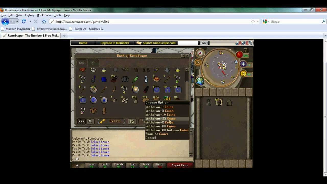 free rs account giveaway