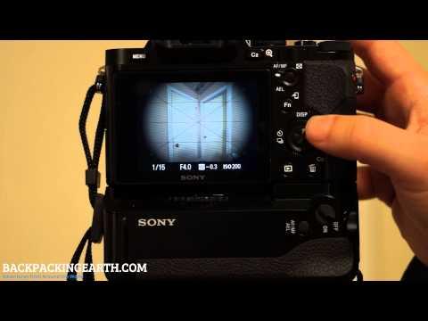 Using APS-C Lenses on Alpha 7 - Sony Alpha Full Frame