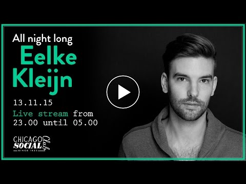 Eelke Kleijn - All Night Long (Pleinvrees)