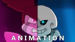 Sans vs Spinel (Full Animation) UNDERTALE X STEVEN UNIVERSE [Read Description]