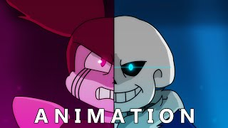Sans vs Spinel - Full Animation (Read Description)