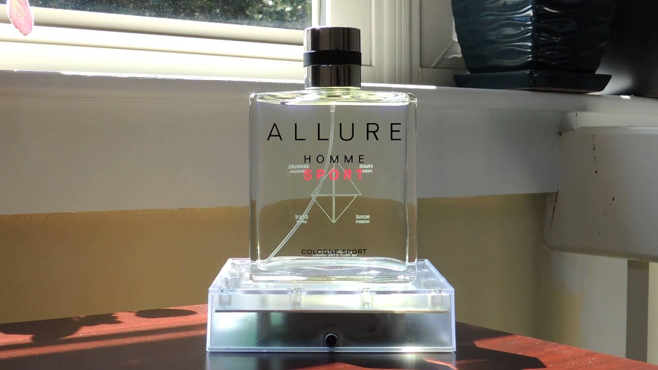 57c783ed Chanel - Allure Homme Sport Cologne Sport Fragrance Review