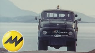 Mercedes-Benz Truck Historie