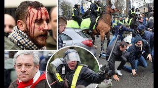 ARSENAL VS SPURS NLD FAN CLASH..BE CAREFUL YOU GOONERS!!!