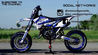 Project KTM EXC 125 || Blue Dream