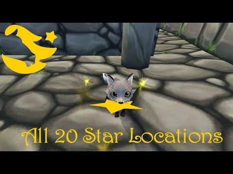All 20 New Star Locations ~ Star Stable