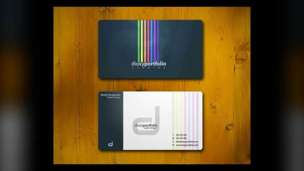 business card dimensions - What Are The Dimensions Of A Business Card