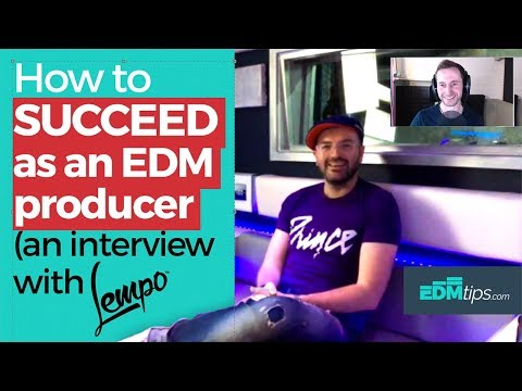 How to Succeed in the Music Industry (Interview with Lempo)