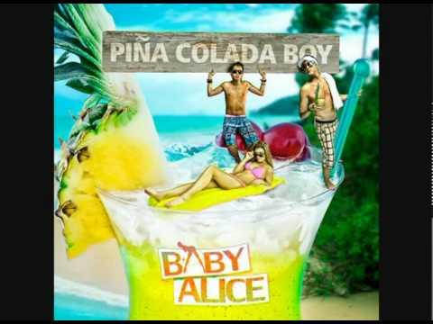 Baby Alice Pina Colada Boy