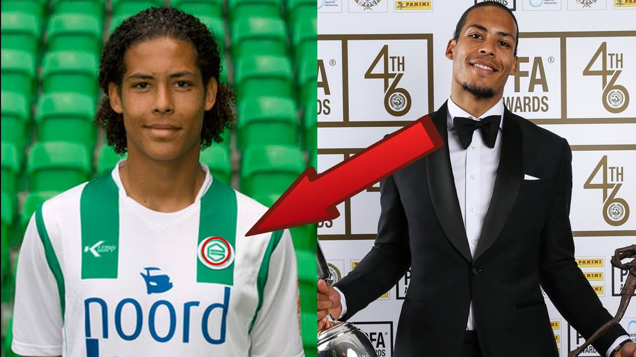 Download 10 Things You Probably Didn't Know About Virgil Van Dijk