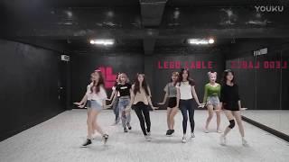 MOMOLAND - Freeze 舞蹈练习室版