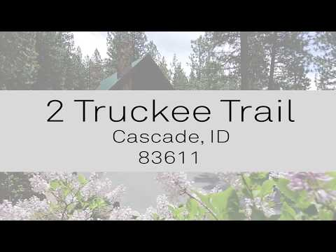 2 Truckee Trail   Donnelly and McCall Homes for Sale