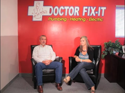 Doctor Fixit Plumbing Service Denver Co Youtube