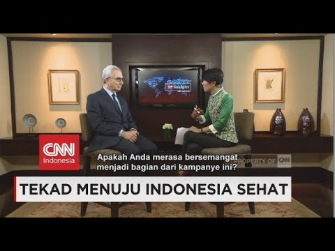 Tekad Menuju Indonesia Sehat
