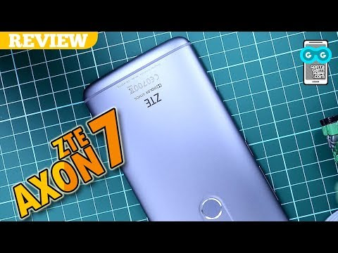 Review ZTE Axon 7 - Kisah Sebuah Flagship yang Terjun Bebas Harganya