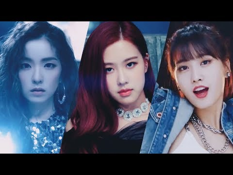 RED VELVET & BLACKPINK & TWICE - 'RBB (Really Bad Boy) X DDU-DU DDU-DU X YES Or YES' (MASHUP)