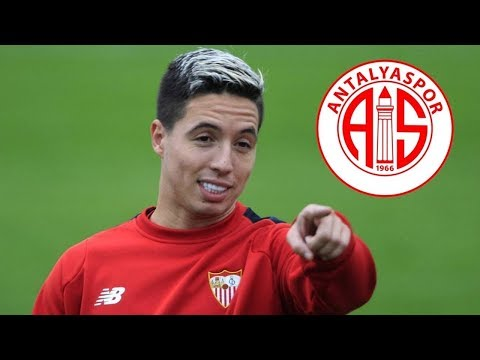 Samir Nasri-Welcome to Antalyaspor-Skills and Goals