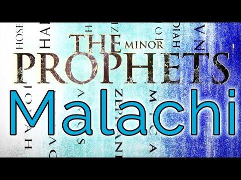Minor Prophets  Malachi