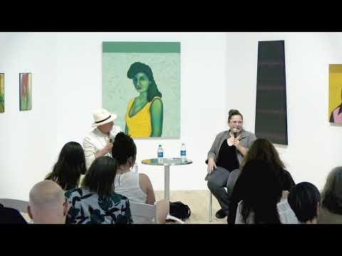 Talk | Ana Fernandez and César Martínez | A Conversation About Cultural Context
