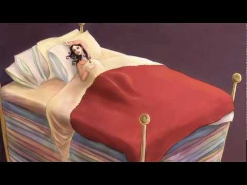 The Princess and the Pea Story for Children – Hans Christian Andersen Fairy Tales