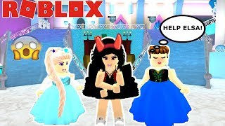 ELSA BULLY FRIEND DID THE MOST HORRIBLE THING TO ANNA!! WILL ELSA FORGIVE HER?! -Roblox Royale high