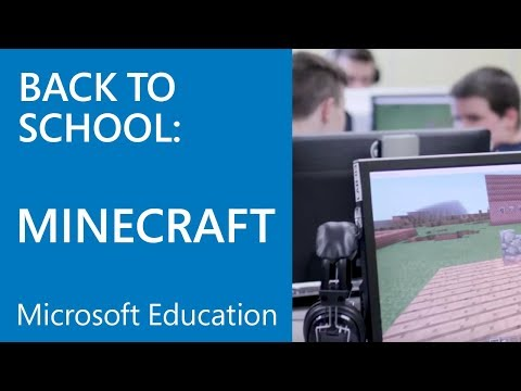 Back to School | Minecraft: Education Edition