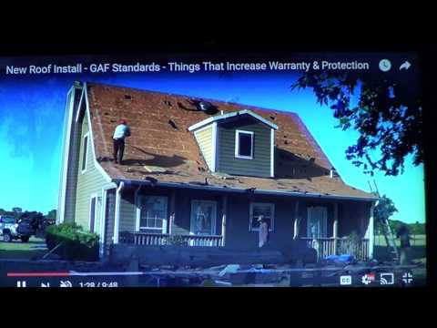 How NOT To Get Ripped Off By Roofing Scams - GAF Roofs & Guarantees