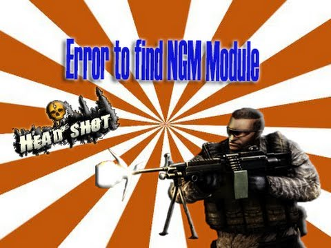 Resolver Error to find NGM Module CA BR