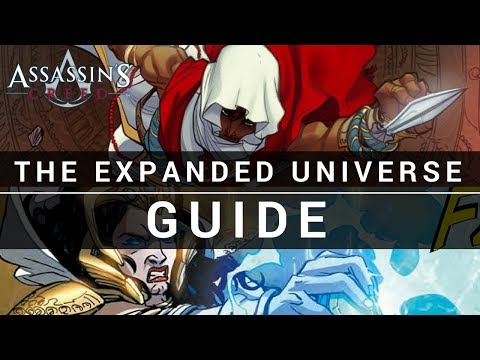 Assassin's Creed - Guide to the Expanded Universe (Comics, Novels...)