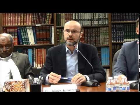 Dr.  Ahmet Alibašić - Muslims of the Balkans: Current Situation and Challenges Ahead