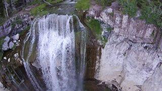 Oregon Cascades from Above 2015- DJI Phantom 2 HD