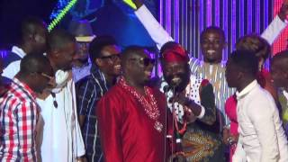 Radio Late Afternoon Show Host of the year – Quofi Okyeame  Away Bus Team DJ Collins & Baba Spirit 2