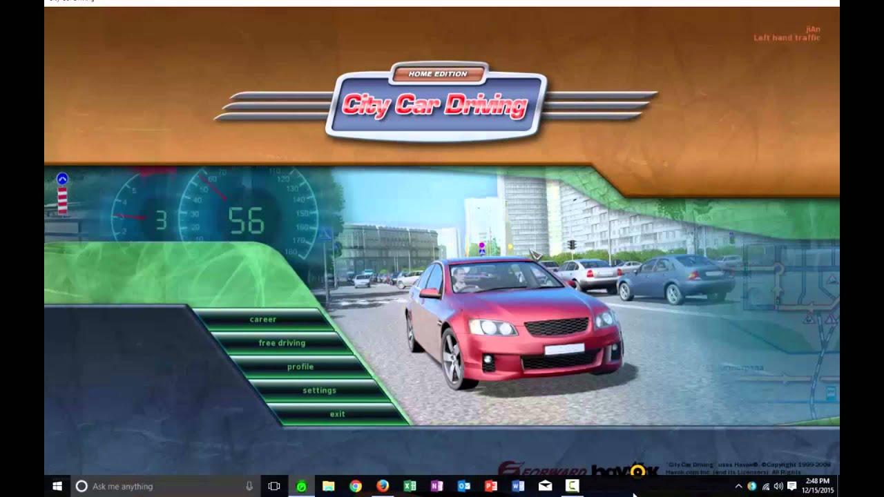 City Car Driving    All Cars Unlock