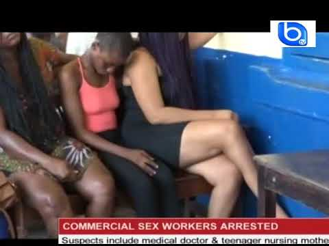 Ghana Police has arrested 22 prostitutes in Accra