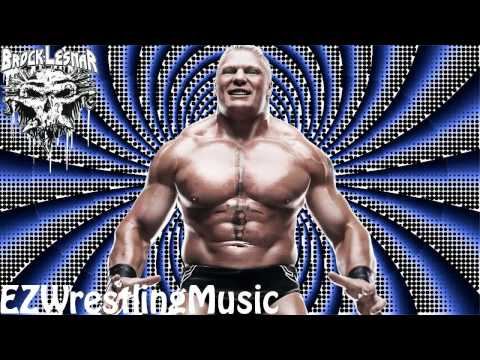 WWE: Brock Lesnar 2nd Theme: Next Big Thing By Jim Johnston [HD] + Download Link