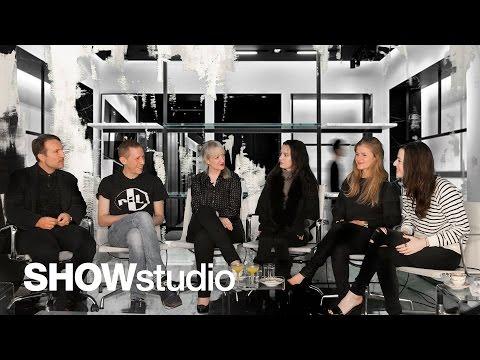 Alexander Wang Womenswear - Autumn / Winter 2014 Panel Discussion
