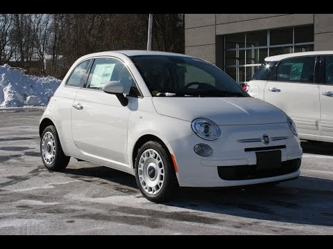 2015 Fiat 500 Review and Test Drive