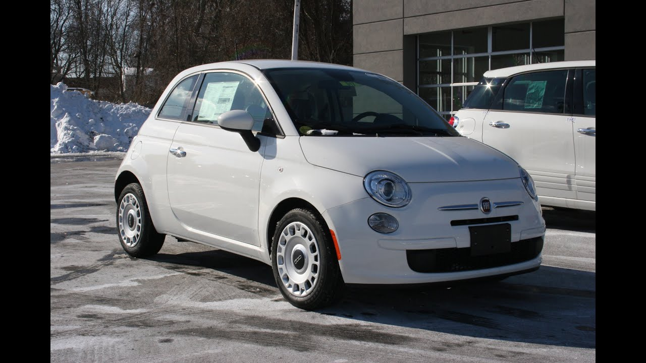 2015 Fiat 500 Review and Test Drive - YouTube
