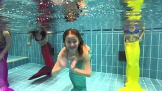 Meerjungfrauen  Schwimmschule (www.schwimmschule-bavaria.de)