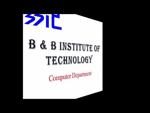 Diploma in Computer Engineering, BBIT, V.V. Nagar