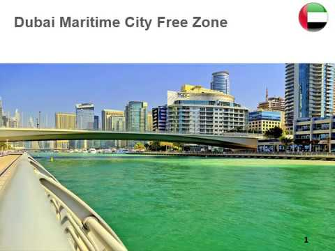 Dubai Maritime City Free Zone