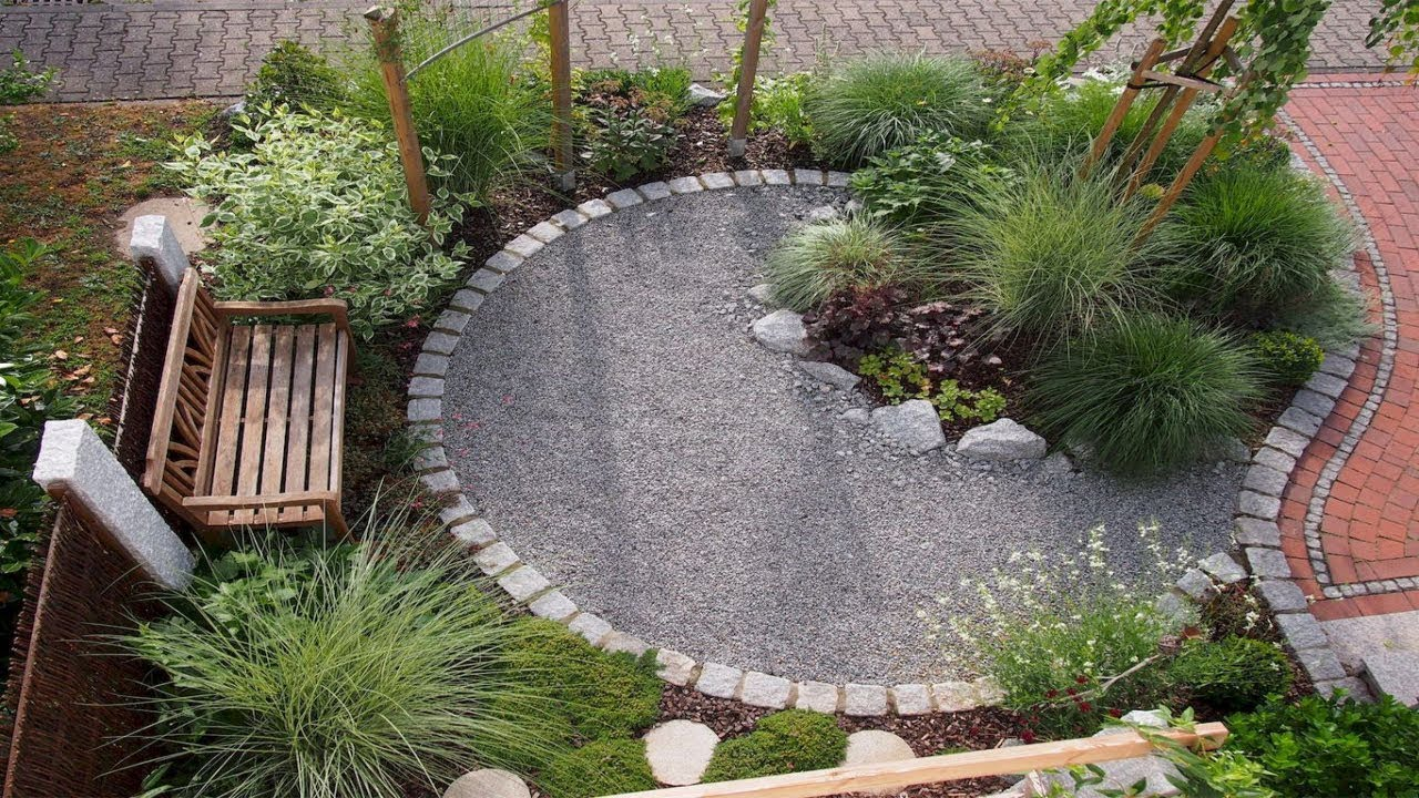 creative small front yard landscaping