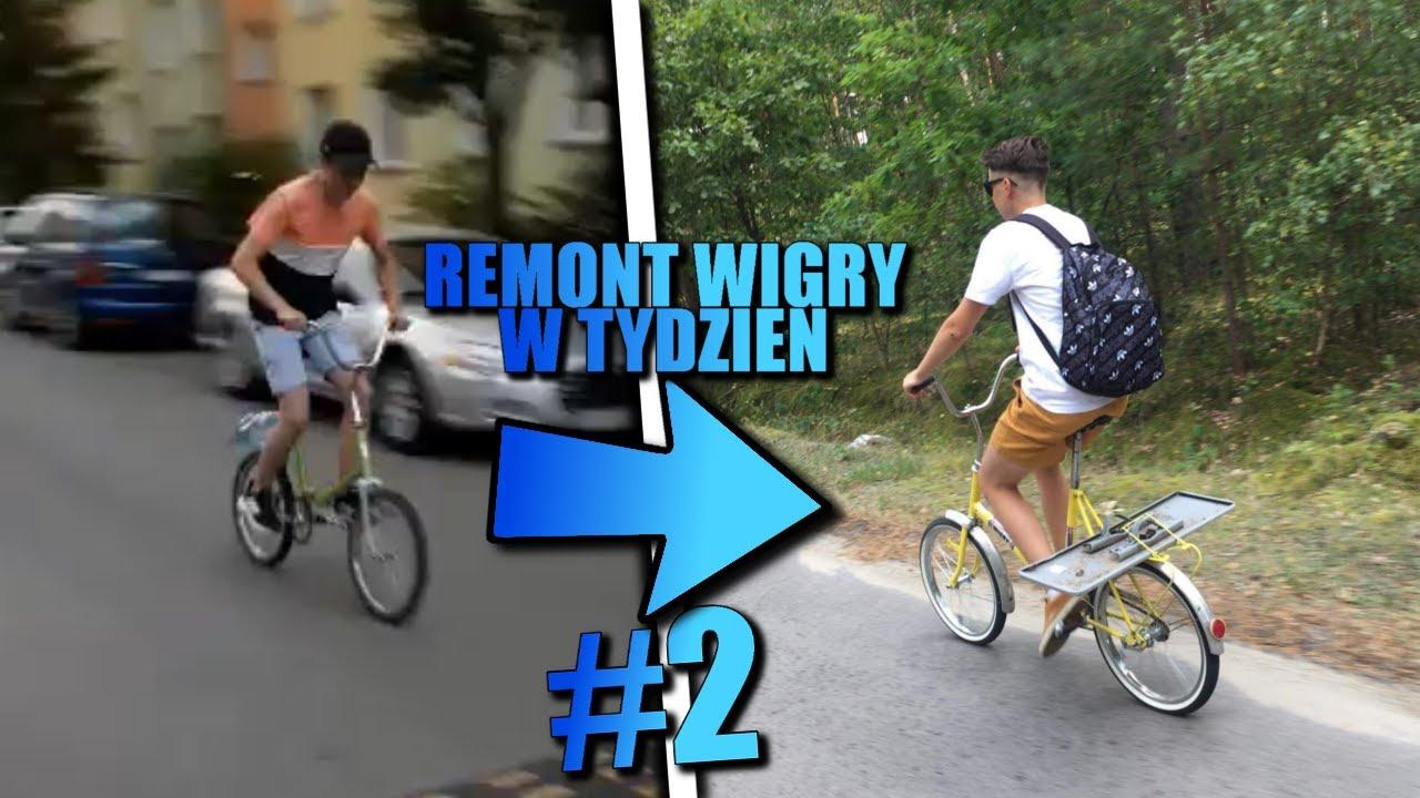 REMONT WIGRY W TYDZIEN! #2 I WIGRY 1982