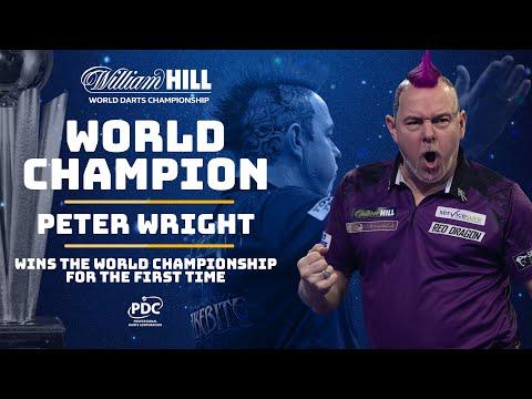 PETER WRIGHT IS THE WORLD CHAMPION! | 2019/20 World Championship