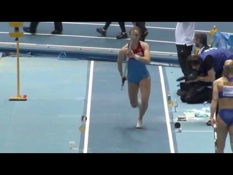 Anastasia Savchenko atleta russia 2014